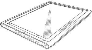 Nokia surfplatta för patent