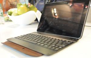 Samsung Galaxy Tab 10.1 tangentbordsdocka