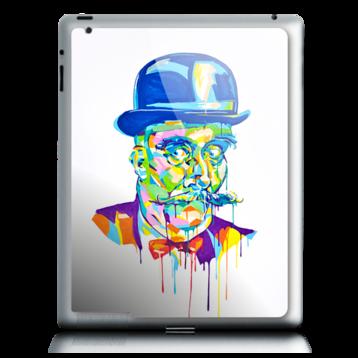 iPad 2-skin hos WeSkins: Cirkusdirektören, design av Sam