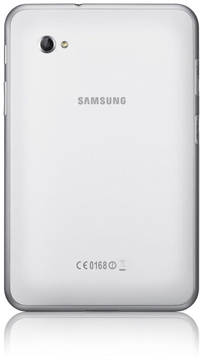 Samsung Galaxy Tab 7.0N baksida