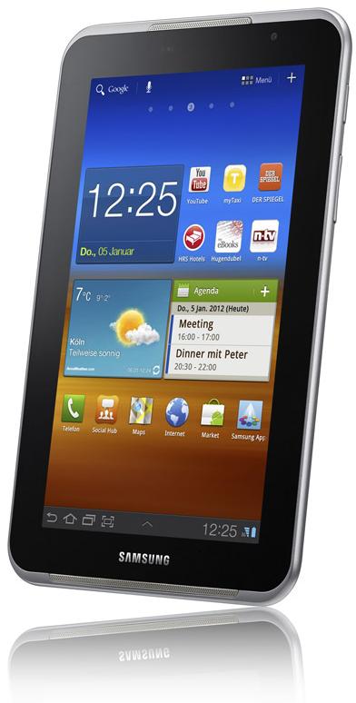 Samsung Galaxy Tab 7.0N