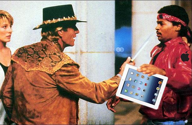 """""""Vad menar du med att vi inte kan använda nya iPad:s 4G?"""""""