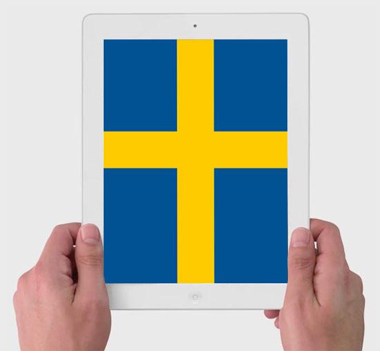 Nya iPad 3 börjar säljas i Sverige den 23:e Mars