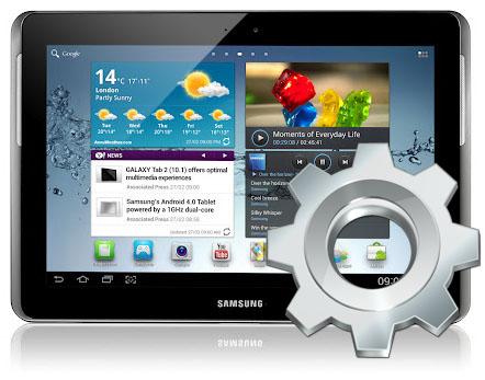 Samsung Galaxy Tab 2 10.1 ryktas få en omkonfiguration av hårdvaran för att matcha konkurrenter