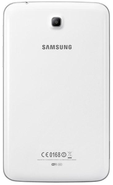 Samsung Galaxy Tab 3 Wi-Fi baksida