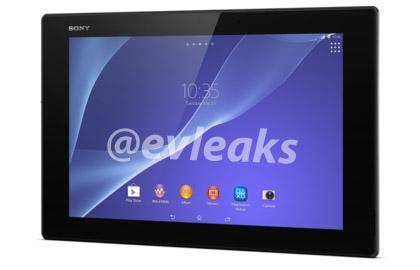 Sony Xperia Tablet Z2?