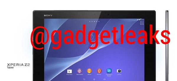 Sony Xperia Z2 gadgetleaks
